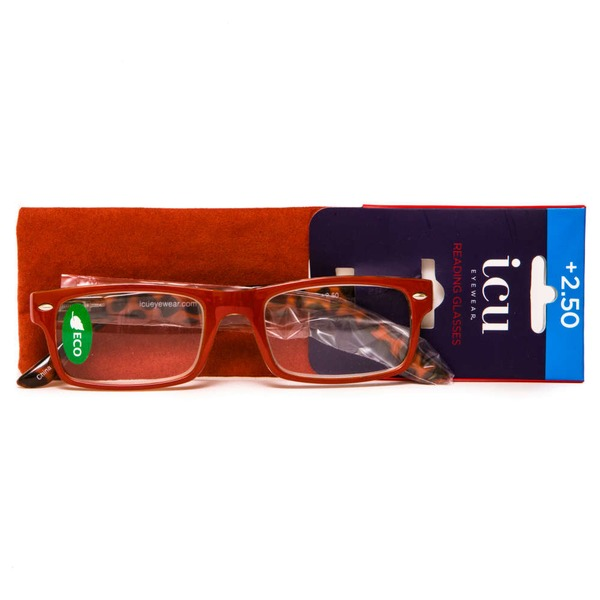 ICU Eyewear Assorted Womens Readers 2.50