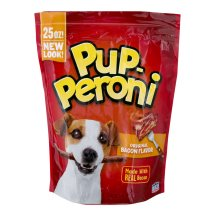 Pup-Peroni Dog Treats Original Bacon Flavor, 25 Oz.