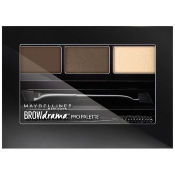 Eye Studio™ Brow Drama Pro Palette Deep Brown Eyebrow Filler
