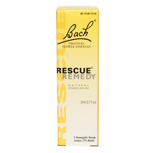 Bach Rescue Remedy