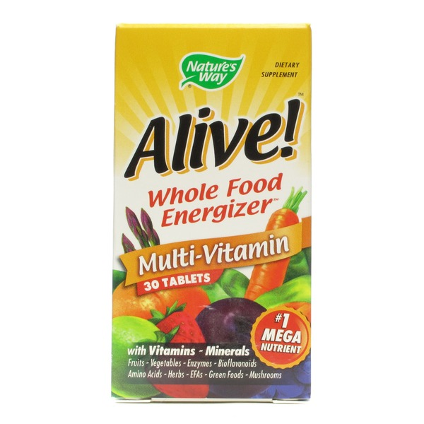 Nature's Way Alive! Multivitamin