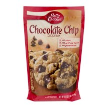 Betty Crocker® Cookie Mix Chocolate Chip 17.5 oz. Pouch, 17.5 OZ