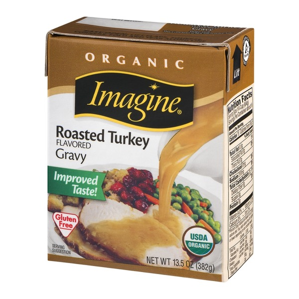 Imagine Foods Organic Roast Turkey Gravy