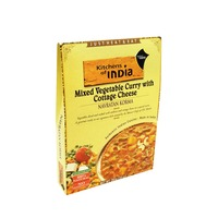 Kitchen of India Mixed Vegetable Curry With Cottage Cheese