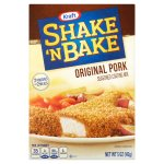 Kraft Shake 'n Bake Original Pork Seasoned Coating Mix, 5 oz