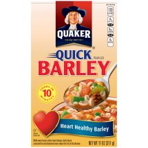 Quaker Quick Barley, 11 oz Box