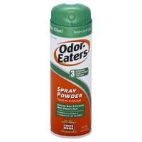 Odor Eaters Foot & Sneaker Spray Powder