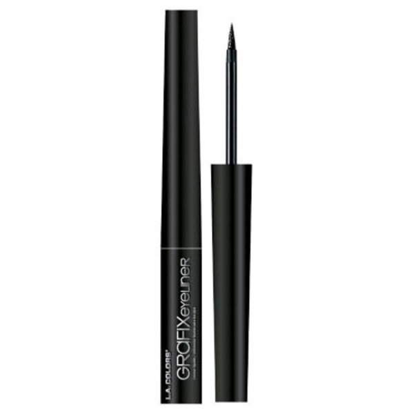 L.A. Colors Grafix Liquid Eyeliner Black
