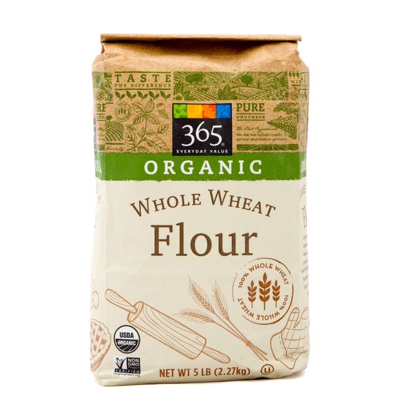 365 Organic Whole Wheat Flour