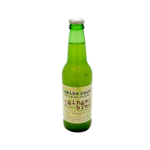 Maine Root Ginger Brew Soda