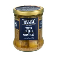Tonnino Tuna Fillets in Olive Oil