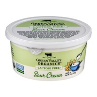 Green Valley Organics Sour Cream Lactose Free