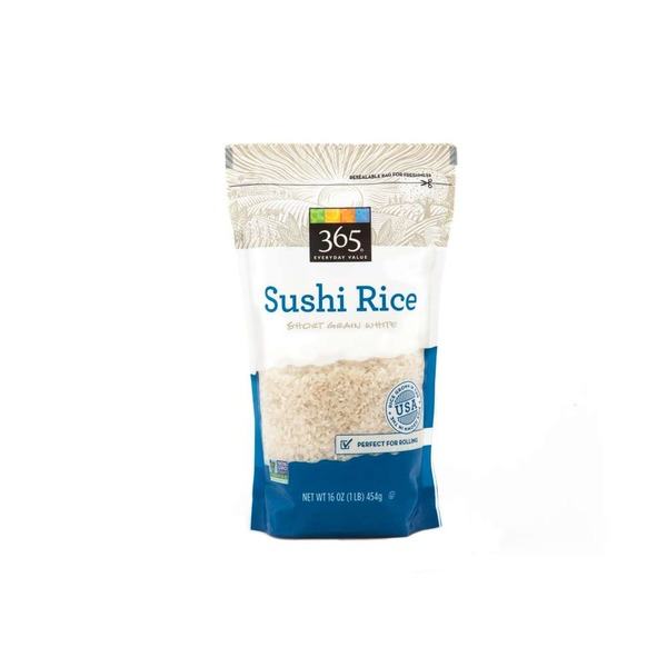365 Short Grain White Sushi Rice