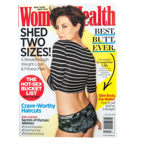 Magazines Womens Health