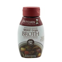Kitchen Accomplice Beef Style Concentrate