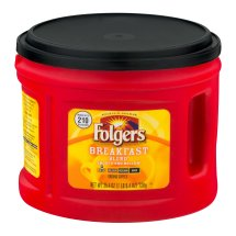 Folgers Breakfast Blend Ground Coffee Mild, 25.4 OZ