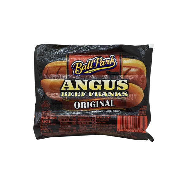 Ball Park Angus Beef Franks Original