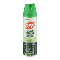 OFF! Deep Woods Insect Repellent Dry Aerosol Spray