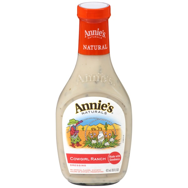 Annie's Homegrown Cowgirl Ranch Dressing