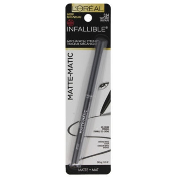 Infallible 514 Taupe Grey Matte-Matic Liner