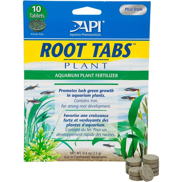 API Root Tabs Aquarium Plant Fertilizer