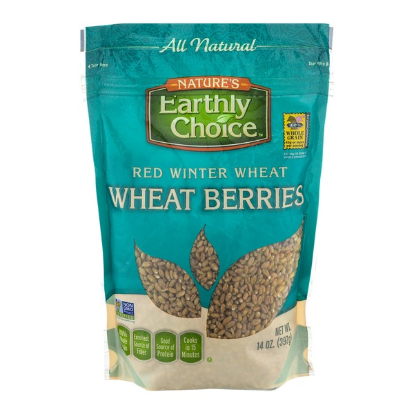 Nature's Earthly Choice Red Winter Wheat Wheat Berries