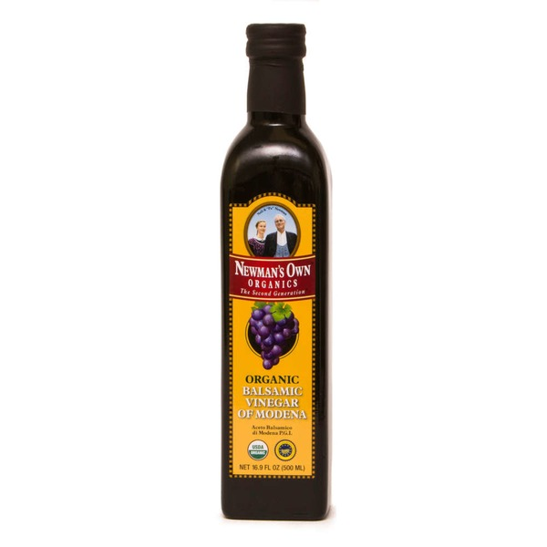 Newman's Own Organic Balsamic Vinegar Of Modena