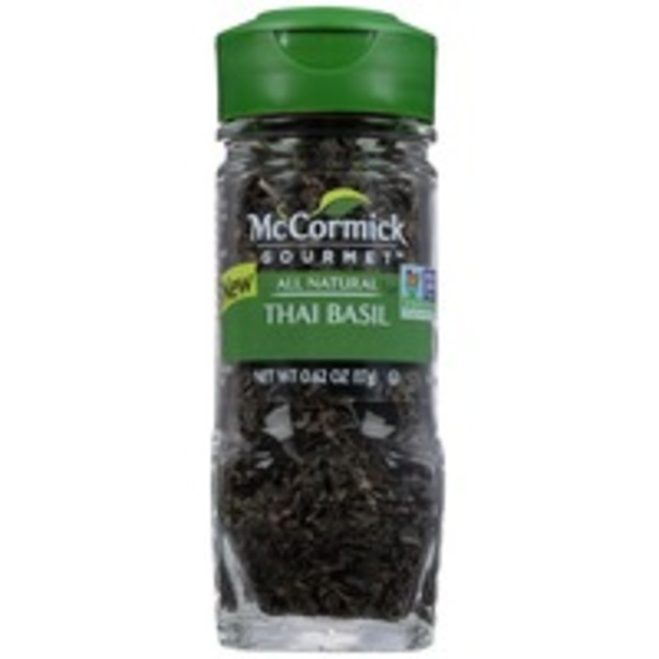 McCormick Gourmet Collection Thai Basil