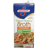 Swanson's Natural Goodness Chicken Broth