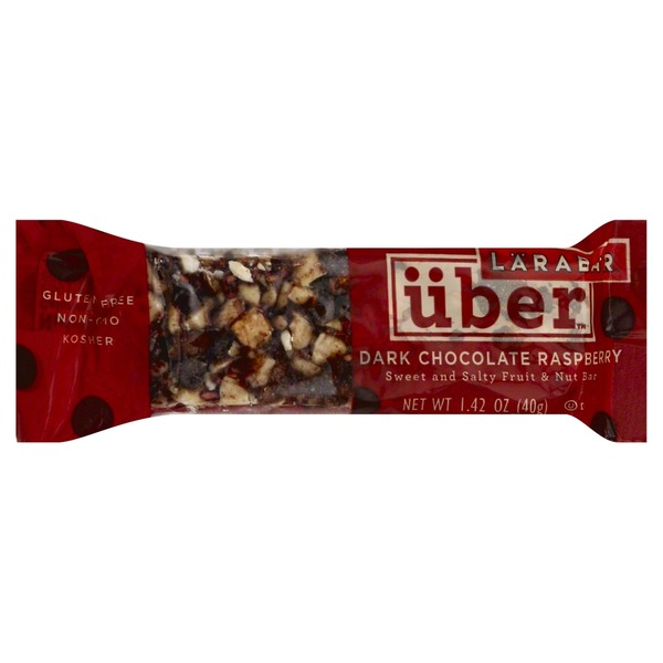 Larabar Fruit & Nut Bar, Dark Chocolate Raspberry