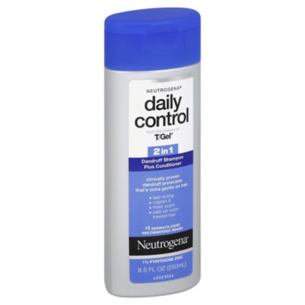 Neutrogena® Dandruff Shampoo Plus Conditioner T/Gel® Daily Control