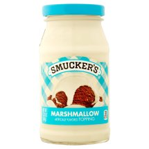 Smucker's Marshmallow Fat Free Toppings, 12.25 oz