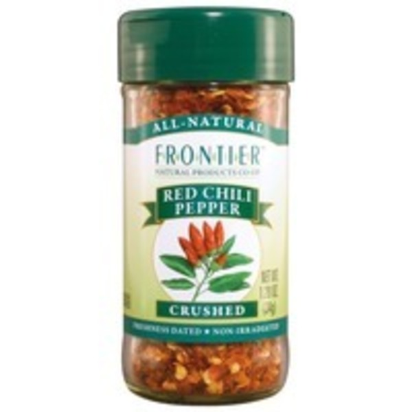 Frontier Crushed Red Chile Peppers