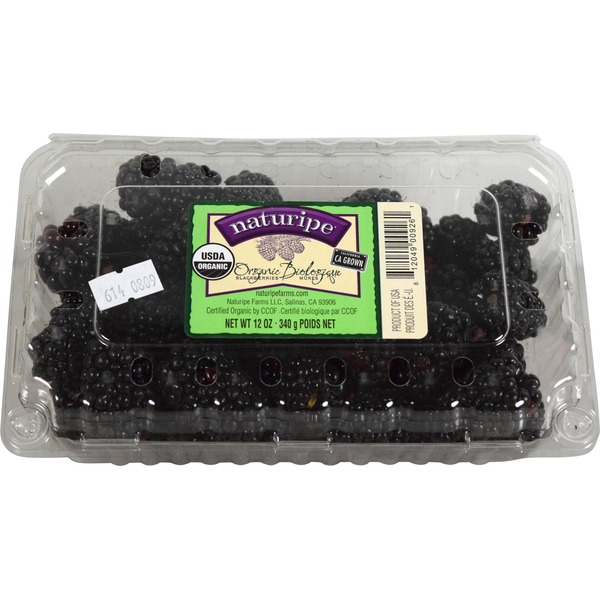 Naturipe Farms Organic Blackberries