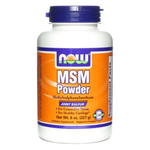 Now M.S.M Pure Powder