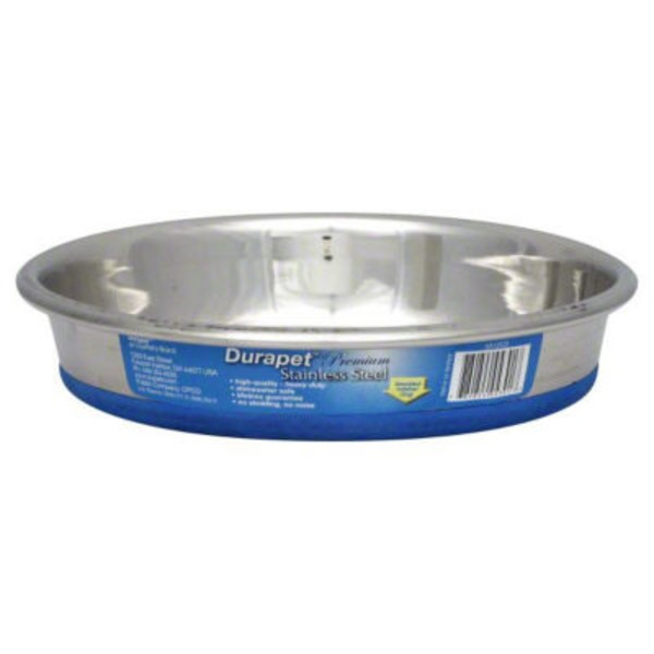 OurPet's Durapet Stainless Steel Pet Dish