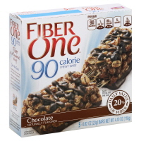 Fiber One Chewy Bars 90 Calorie Chocolate - 5