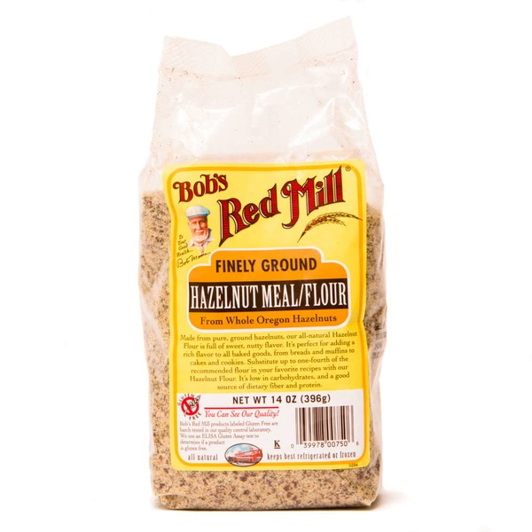 Bob's Red Mill Hazelnut Meal/Flour Finely Ground