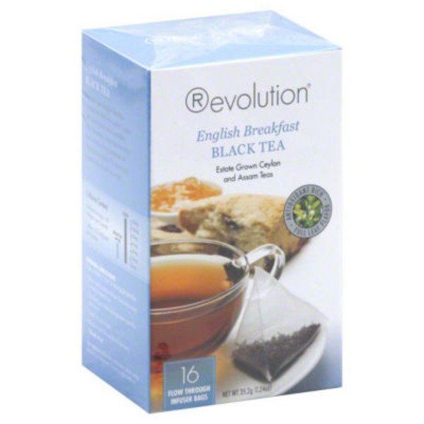 Revolution Brewery Tea, Black, English Breakfast