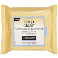 Neutrogena® Oil-Free Makeup Remover Wipes Deep Clean®