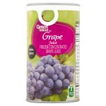 Great Value Grape Juice, 12 fl oz