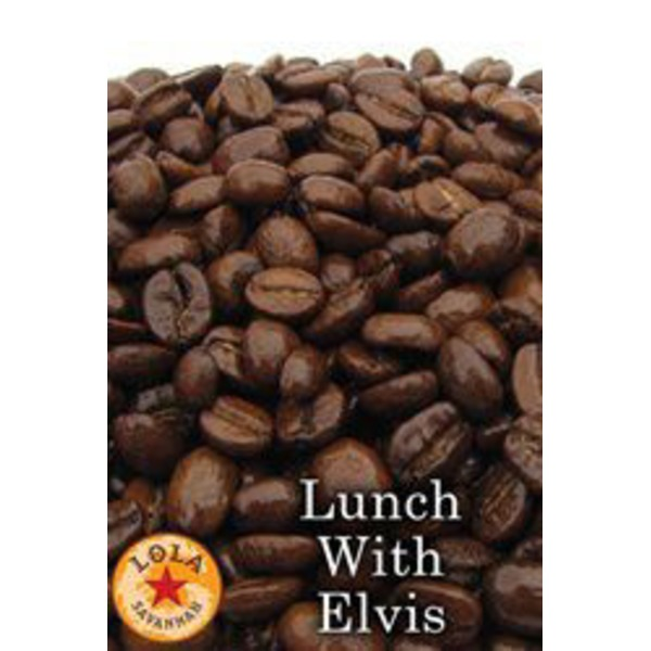 Lola Savannah Lunch With Elvis Coffee