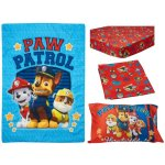 BabyBoom Nick Jr PAW Patrol Here to Help 4-Piece Toddler Bedding Set