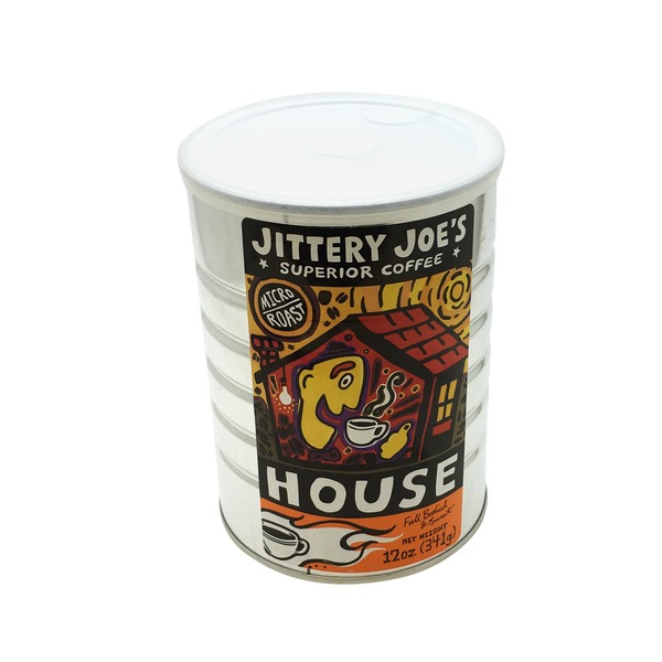 Jittery Joe's House Blend Coffee