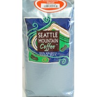 Seattle Mountain Coffee Medium Roast Colombian Decaf Coffee