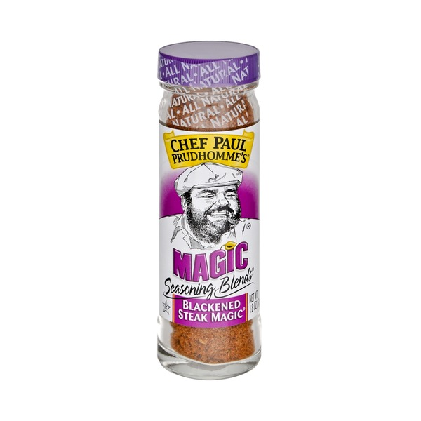 Chef Paul Prudhomme's Magic Blackened Steak Magic Seasoning Blends
