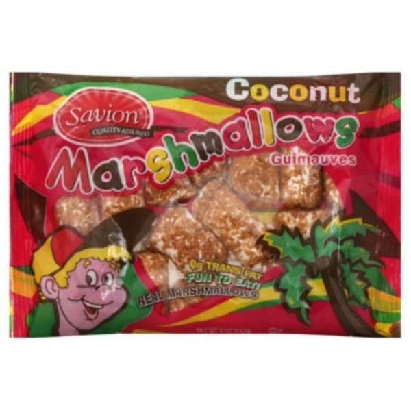 Savion Marshmallows, Coconut