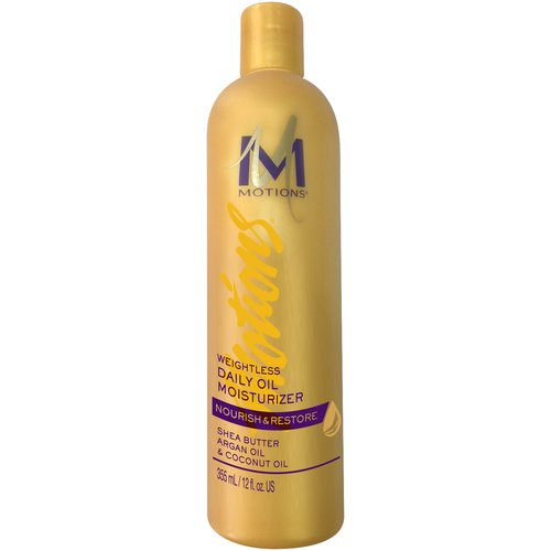 Motions Weightless Daily Oil Moisturizer