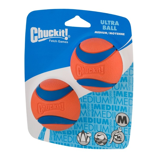 Chuckit! Fetch Games Ultra Ball Medium