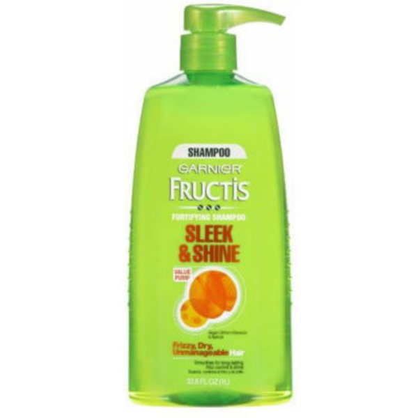 Garnier Fructis Sleek & Shine Hair Shampoo